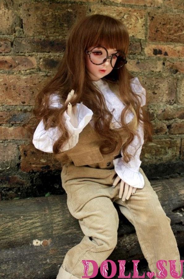 Секс-кукла с Голосом и Подогревом Алесса 111 см TPE-Силикон - 12