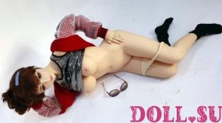 Секс-кукла с Голосом и Подогревом Фиера 160 см TPE-Силикон - 14