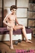 Секс кукла мужчина Джеймс 160 см TPE-силикон - 10