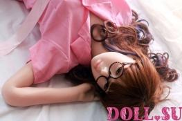 Секс-кукла с Голосом и Подогревом Джаннет 160 см TPE-Силикон - 2