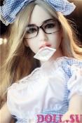 Секс-кукла с Голосом и Подогревом Скарлетт 156 см TPE-Силикон - 5