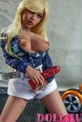 Секс кукла Марго 128 см - 12