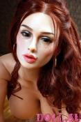 Секс-кукла с Голосом и Подогревом Аэлина 151 см TPE-Силикон - 11