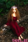 Секс-кукла с Голосом и Подогревом Виктория 118 см TPE-Силикон - 6
