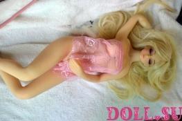 Мини секс кукла Спящая Пейсли - 5
