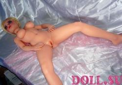 Мини секс кукла Туся 110 см - 16