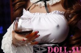 Секс-кукла с Голосом и Подогревом Ксилла 145 см TPE-Силикон - 9