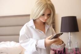 Секс кукла Мелисса 136 см - 2