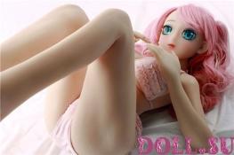 Секс-кукла с Голосом и Подогревом Акина 111 см TPE-Силикон - 7