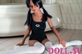 Секс кукла Джессика 140 см - 1