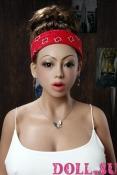 Секс-кукла с Голосом и Подогревом Афада 151 см TPE-Силикон - 1