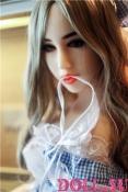 Секс-кукла с Голосом и Подогревом Скарлетт 156 см TPE-Силикон - 4