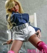 Секс кукла Марго 128 см - 4