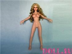 Мини секс кукла Мишель 88 см - 7