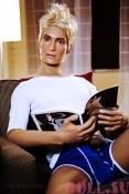 Секс кукла мужчина Real Doll Nick3 177 см - 8