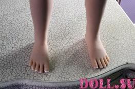 Мини секс кукла Камалия 100 см - 6