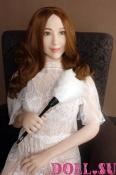 Секс-кукла с Голосом и Подогревом Арлет 160 см TPE-Силикон - 3