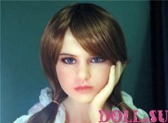 Мини секс кукла Эльза 110 см - 1