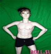 Секс кукла мужчина Дастин 160 см TPE-силикон - 2