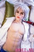 Секс кукла мужчина Брендон 160 см TPE-силикон - 2