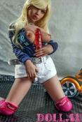 Секс кукла Марго 128 см - 11
