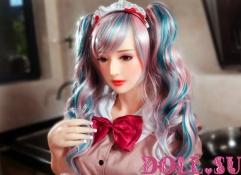 Секс-кукла с Голосом и Подогревом Электра 145 см TPE-Силикон - 3