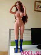 Мини секс кукла Агнесса 68 см - 2