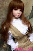 Секс-кукла с Голосом и Подогревом Алесса 111 см TPE-Силикон - 2