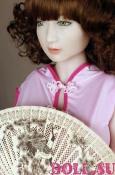 Секс кукла Этэль с голосом и подогревом 111 см - 9