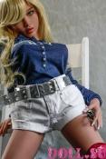 Секс кукла Марго 128 см - 2