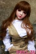 Секс-кукла с Голосом и Подогревом Алесса 111 см TPE-Силикон - 7