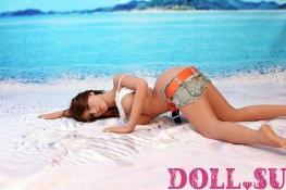 Секс кукла Калиса 145 см - 8