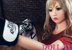 Секс-кукла с Голосом и Подогревом Стилара 145 см TPE-Силикон - 7