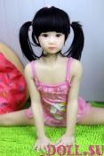 Мини секс кукла Алика 108 см - 2
