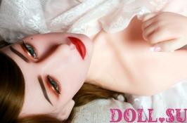 Секс-кукла с Голосом и Подогревом Элисия 170 см TPE-Силикон - 9