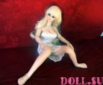 Мини секс кукла Элиана 65 см - 3