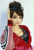 Секс-кукла с Голосом и Подогревом Фиера 160 см TPE-Силикон - 4