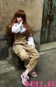 Секс-кукла с Голосом и Подогревом Алесса 111 см TPE-Силикон - 9