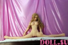 Мини секс кукла Лида 100 см - 9