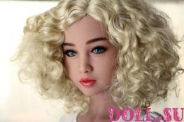 Секс-кукла с Голосом и Подогревом Паулина 156 см TPE-Силикон - 2