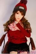 Секс-кукла с Голосом и Подогревом Таиса 160 см TPE-Силикон - 2