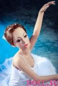Секс-кукла с Голосом и Подогревом Гелианна 145 см TPE-Силикон - 3