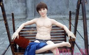 Секс кукла мужчина Девид 160 см - 8