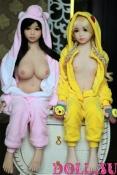 Мини секс кукла Виолла 100 см - 11