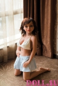 Мини секс кукла Фредерика 118 см - 8
