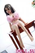 Мини секс кукла Эшли 100 см - 1
