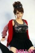 Секс-кукла с Голосом и Подогревом Фиера 160 см TPE-Силикон - 3
