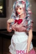 Секс-кукла с Голосом и Подогревом Электра 145 см TPE-Силикон - 5