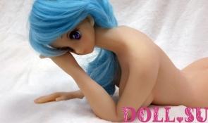 Мини секс кукла Мичи аниме 65 см - 2
