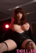 Секс-кукла с Голосом и Подогревом Арли 170 см TPE-Силикон - 8